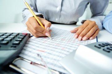 Verificarea contabilă a conturilor de terţi